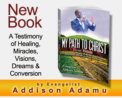 Addison Adamu Healing Ministries Freedom House Church International