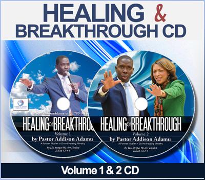 Addison Adamu Healing Ministries Freedom House Church International