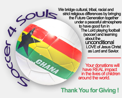 Learn more about Soccer4Souls Ministry